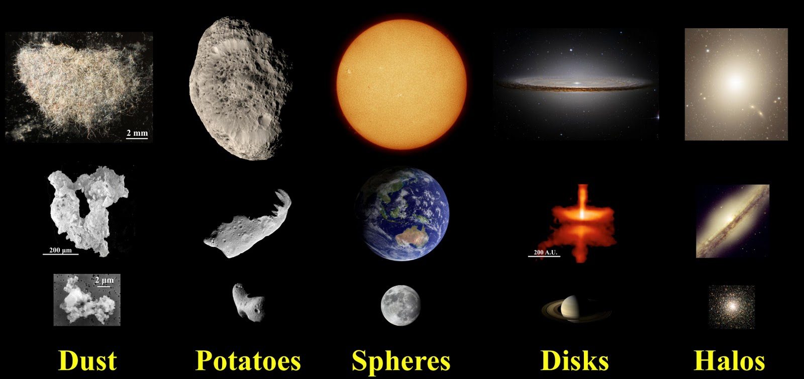 Why Don T Terrestrial Planets Have Rings Like The Jovian Planets