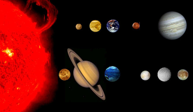 real solar system planets - photo #22