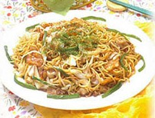 Cookery With Roughroro Yakisoba